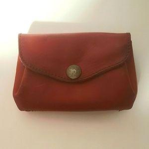 Genuine Leather Change Purse